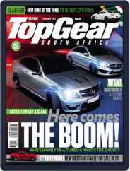 Top Gear South Africa (Digital) Subscription January 16th, 2014 Issue