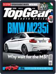 Top Gear South Africa (Digital) Subscription February 13th, 2014 Issue