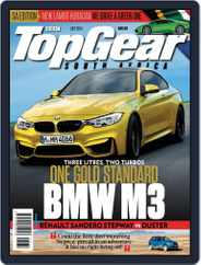 Top Gear South Africa (Digital) Subscription June 12th, 2014 Issue