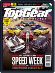 Top Gear South Africa (Digital) Subscription July 17th, 2014 Issue