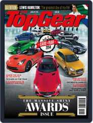 Top Gear South Africa (Digital) Subscription December 31st, 2014 Issue