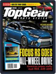 Top Gear South Africa (Digital) Subscription April 1st, 2015 Issue