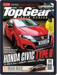 Top Gear South Africa (Digital) Subscription July 1st, 2015 Issue