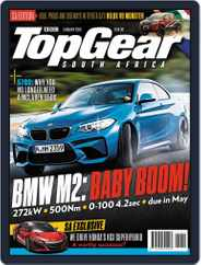 Top Gear South Africa (Digital) Subscription January 1st, 2016 Issue