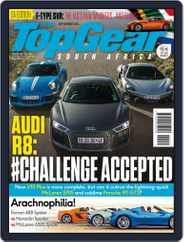 Top Gear South Africa (Digital) Subscription September 1st, 2016 Issue