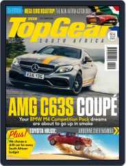 Top Gear South Africa (Digital) Subscription October 1st, 2016 Issue