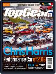 Top Gear South Africa (Digital) Subscription November 1st, 2016 Issue