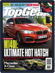 Top Gear South Africa (Digital) Subscription December 1st, 2016 Issue
