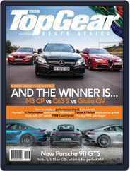 Top Gear South Africa (Digital) Subscription May 1st, 2017 Issue