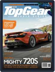 Top Gear South Africa (Digital) Subscription June 1st, 2017 Issue