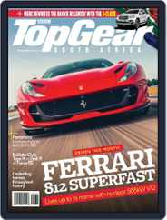 Top Gear South Africa (Digital) Subscription September 1st, 2017 Issue