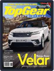 Top Gear South Africa (Digital) Subscription October 1st, 2017 Issue