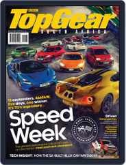 Top Gear South Africa (Digital) Subscription December 1st, 2017 Issue