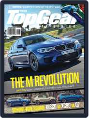 Top Gear South Africa (Digital) Subscription January 10th, 2018 Issue