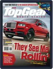 Top Gear South Africa (Digital) Subscription June 1st, 2018 Issue