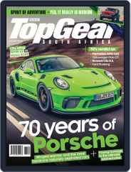 Top Gear South Africa (Digital) Subscription July 1st, 2018 Issue