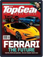 Top Gear South Africa (Digital) Subscription July 1st, 2019 Issue