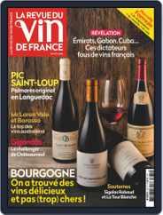 La Revue Du Vin De France (Digital) Subscription September 1st, 2019 Issue