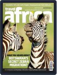 Travel Africa (Digital) Subscription April 1st, 2016 Issue
