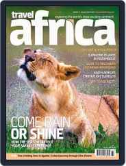 Travel Africa (Digital) Subscription January 1st, 2017 Issue
