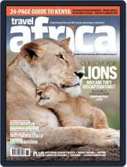 Travel Africa (Digital) Subscription October 1st, 2019 Issue