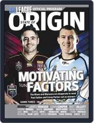 Big League: NRL State of Origin (Digital) Subscription July 10th, 2016 Issue