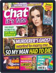 Chat It's Fate (Digital) Subscription April 1st, 2019 Issue