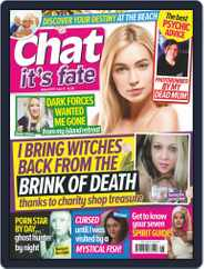 Chat It's Fate (Digital) Subscription August 1st, 2019 Issue