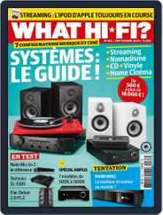 What Hifi France (Digital) Subscription September 1st, 2019 Issue