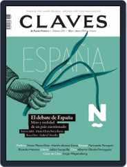 Claves De La Razón Práctica (Digital) Subscription May 1st, 2018 Issue