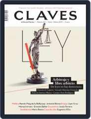 Claves De La Razón Práctica (Digital) Subscription January 1st, 2019 Issue