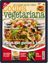 Cocina Vegetariana (Digital) Subscription July 25th, 2017 Issue