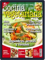 Cocina Vegetariana (Digital) Subscription March 1st, 2018 Issue