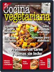 Cocina Vegetariana (Digital) Subscription April 24th, 2018 Issue