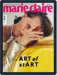 Marie Claire Russia (Digital) Subscription January 1st, 2019 Issue