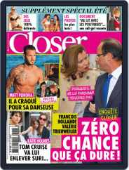Closer France (Digital) Subscription July 6th, 2012 Issue
