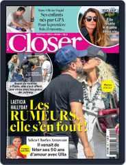 Closer France (Digital) Subscription October 5th, 2018 Issue