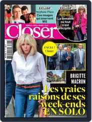 Closer France (Digital) Subscription October 19th, 2018 Issue