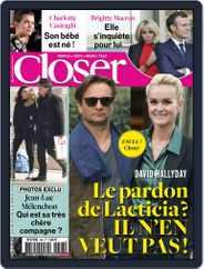 Closer France (Digital) Subscription October 26th, 2018 Issue