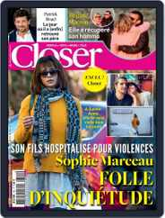Closer France (Digital) Subscription November 9th, 2018 Issue