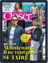 Closer France (Digital) Subscription November 23rd, 2018 Issue