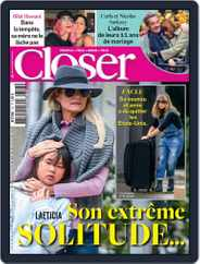 Closer France (Digital) Subscription February 8th, 2019 Issue