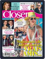 Closer France (Digital) Subscription March 1st, 2019 Issue