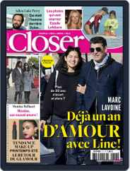 Closer France (Digital) Subscription March 8th, 2019 Issue