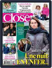 Closer France (Digital) Subscription April 12th, 2019 Issue