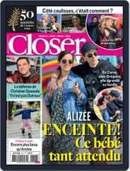 Closer France (Digital) Subscription May 24th, 2019 Issue
