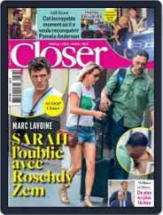 Closer France (Digital) Subscription June 28th, 2019 Issue