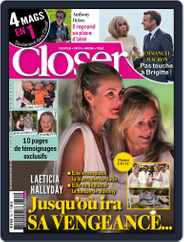 Closer France (Digital) Subscription August 30th, 2019 Issue