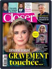 Closer France (Digital) Subscription November 15th, 2019 Issue