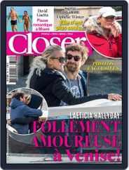 Closer France (Digital) Subscription November 29th, 2019 Issue